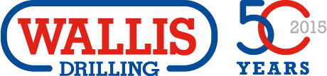 Wallis Drilling Logo