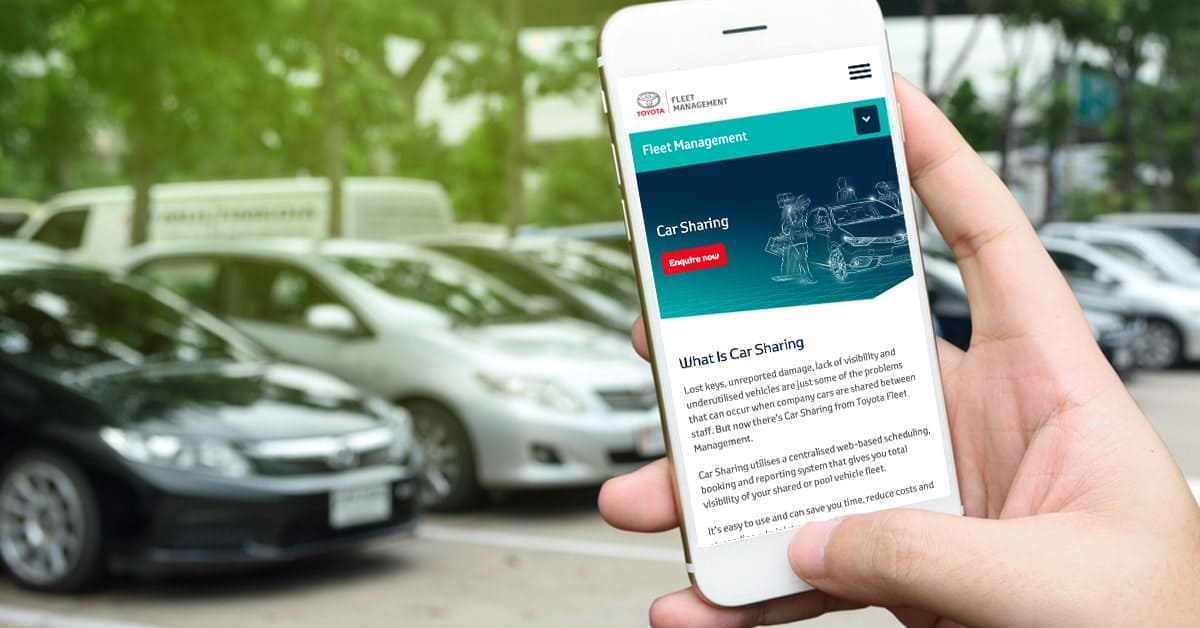 Car sharing - 6 reason why your business needs it